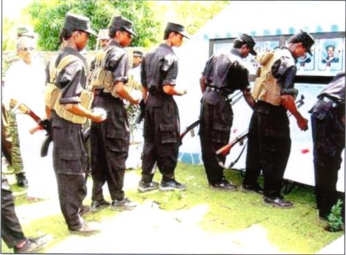 Black Tiger homage Sampur