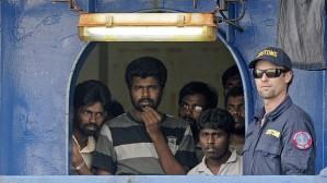 tamil refugees O-viking -- Reuters