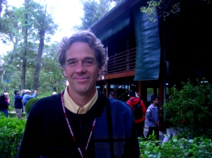 Steven in Hanoi