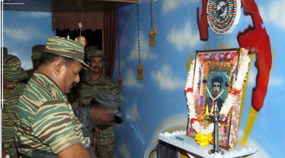 discourse on tamil tigers ideology