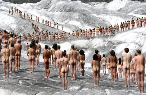 NUDISTS ON ICE 111