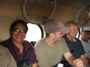 26-27 Jan Ravi N in plane