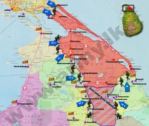 77- War fronts 23 Dec 2008