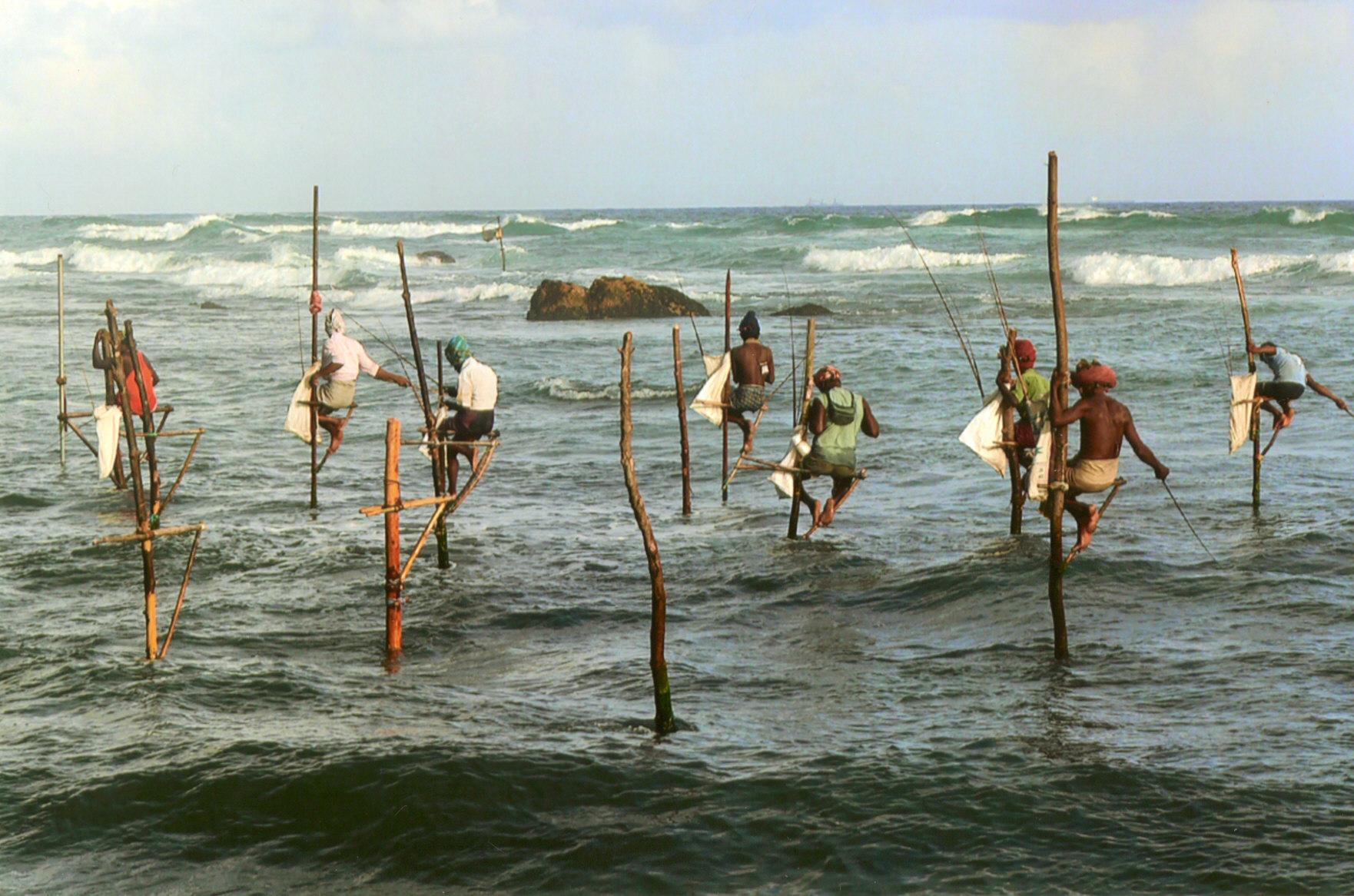 True life stories in lanka intrepid travel penetrates the for Sri lanka fishing