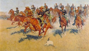 CAVALRY CHARE FREDERICK remington_charge-300x174