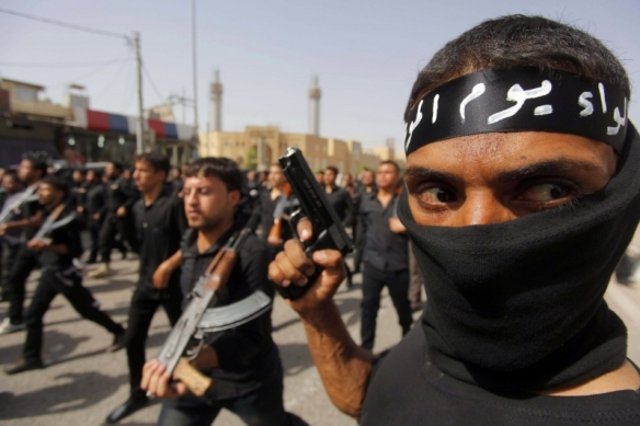 Where In-fighting generates Fervour & Power: ISIS Today