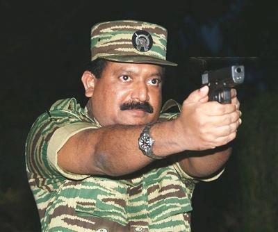 Gallery For > Ltte Prabhakaran With Gun