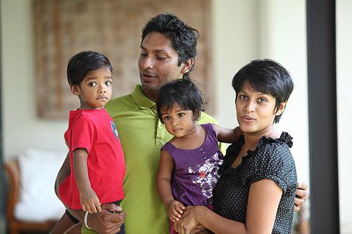 sangalkkara family-