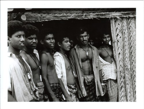 LTTE cadre with cyanide capsule