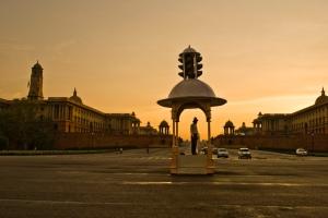 victory square Delhi -- 1-