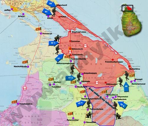 10= War fronts 23 Dec 2008
