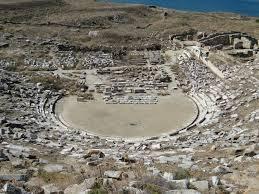 Delos theatre