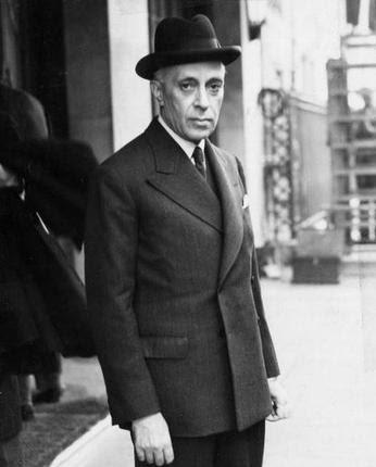 Nehru for USA-1949