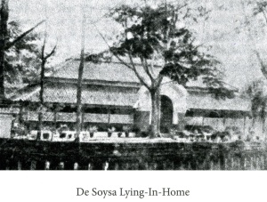 De Soysa Lying-in-home