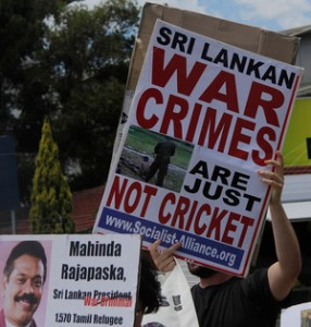 war crimes are not cricket -- Z Parkes