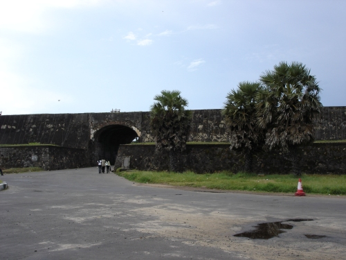 Entrance FORT