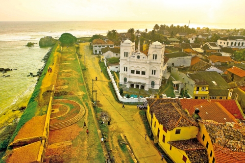 GALLE FORT DD-1