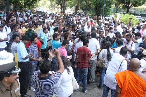 agianst hate rally --DM-Pradeep dilrukshana