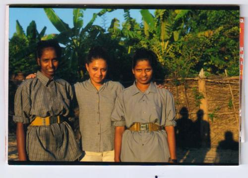 THE FRAGILE PEACE WITH WOMEN LTTE CADRES 2002