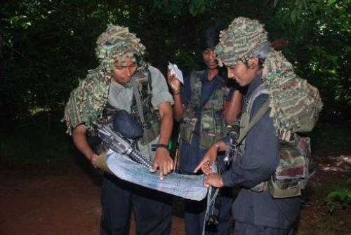 Feamle LTTE fighters 33--source LTTE