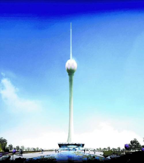 lotus tower COLOMBO