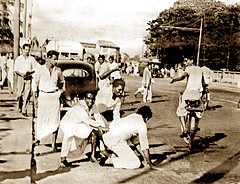 7-- 1958assaults on tamils