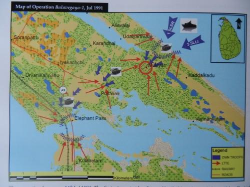 july 1991 operation