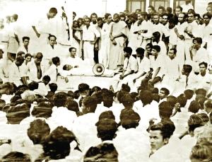 14-Fasting-unto-death  24 May 1956 -- FR Jayasuriya