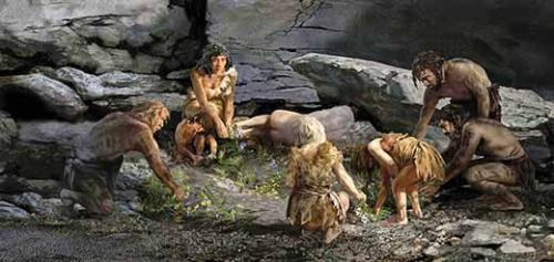 prehistoric-beings