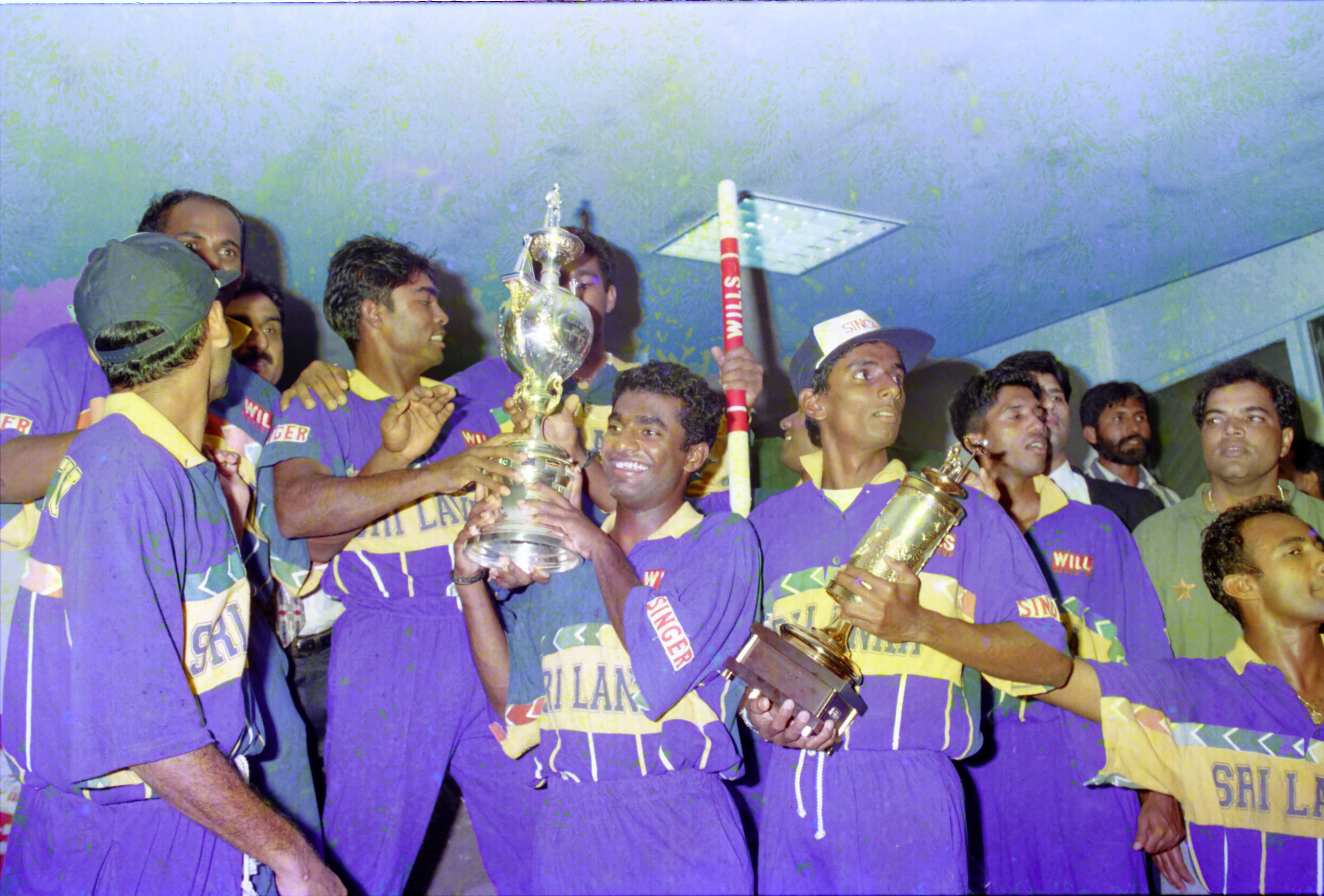Tensions and Tales from Sri Lankan Cricket: An Essay from