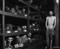 Buchenwald Survivors, 1945