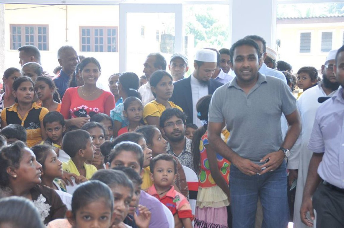 Service Across the Length and Breadth of Sri Lanka: FOG | Thuppahi's