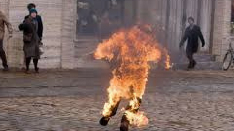 Suicide Missions as Witnessing: From Self-Immolation to .